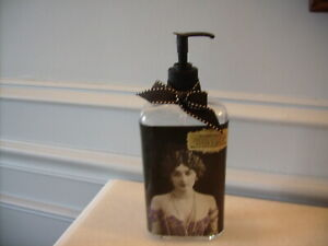 Soap dispenser vintage looking