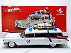 1:18 HOT WHEELS HERITAGE Modèle de film GHOSTBUSTERS ECTO-1 Cadillac
