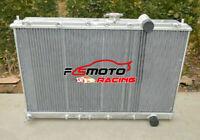 Aluminum Radiator For Mitsubishi Lancer EVO 1 2 3 EVO1 EVO2 EVO3 4G63T 92-96 MT