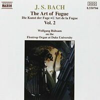 Wolfgang Rubsam - J.S. Bach: The Art of Fugue Vol. 2 (CD) (1993)