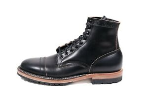 White's Boots MP-SHERMAN (MP361, Horween Black Chromexcel Leather, Recraftable)