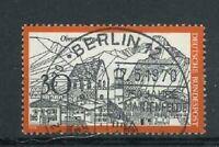 BRD Mi.-Nr. 622 zentrisch gestempelt Berlin ESST. + Originalgummierung