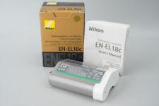 Genuine Nikon EN-EL18c Lithium-ion Battery Pack, for  Nikon D5, D4, D4S