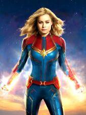 12x18 24x36 Poster P31 Captain Marvel 2019 Movie Brie Larson New Marvel Art