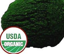 Organic Chlorella Spirulina Wheatgrass Kelp Green Powder 1 LB