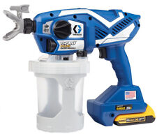 Graco TC Pro Plus Airless Paint Sprayer Triax Triple Piston Pump Cordless Spray