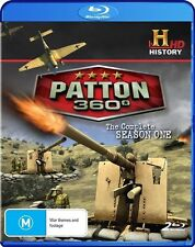 Patton 360 : Season 1 (Blu-ray, 2010, 2-Disc Set) New Sealed