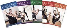 Jennifer Kries Pilates Master Trainer Series 5 DVD Video Set - Teacher Trainer