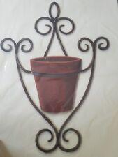 "Tatouage Designs Dry Rub Transfer 2 Terra Cotta Pot Scones 12"" W x 16"" H"
