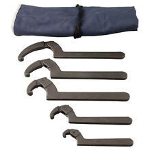 Martin 5 Pc. Adjustable Spanner Wrench Set SHW5K