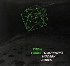 Thom Yorke Tomorrow's Modern Boxes LP 8 Track Heavyweight 180gram White Vinyl Wi