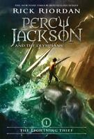The Lightning Thief [Percy Jackson and the Olympians, Book 1] by Riordan, Rick ,