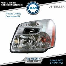 Headlight Headlamp Driver Side Left LH NEW for 05-09 Chevy Equinox