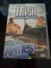 IFISH  Crazy Fishing Antics tackleworld good condition free post
