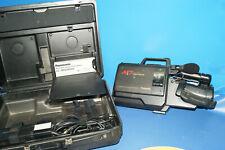 VIDEO CAMARA VHS PANASONIC M7 vintage MOVIE SYSTEM CASE vw-shm7