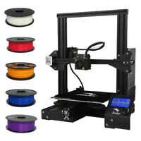 Creality 3D Ender 3 3D Printer 1kg 1.75mm 3mm PLA ABS 3D Printer Filament Lot
