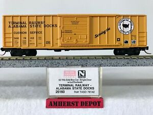 Micro-Trains Line Fruit Growers Express Refrigerator Car 191201 191202 New