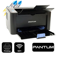 Pantum P2200W Wireless A4 Mono Laser Printer With Startup toner & USB