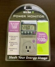 P3 KILL A WATT EZ Power Usage Voltage Meter Monitor P4460 New