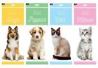2021 Slimline Calendar Dog Kittens Puppies Month View Wall Hanging Calendar