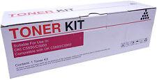 OKI C5850 / C5950 compatible MAGENTA Toner kit replaces Oki P/N 43865722