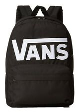 VANS Old Skool II Rucksack Black White Backpack School Casual Smart Work Bag 9ca7cb9e0b8