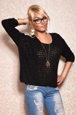Flashlights Damen-Pullover Strumpfhose in Größe XS