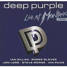 DEEP PURPLE - LIVE AT MONTREUX 1996 CD