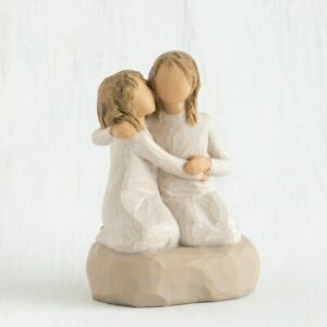 Willow Tree 27704 Sister Mine Brand New Origninal Hand-Painted Sculpted Figure