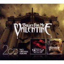 BULLET FOR MY VALENTINE - THE POISON/SCREAM AIM FIRE 2 CD 25 TRACKS METAL NEU