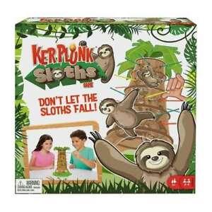 Mattel Games Kerplunk Sloths
