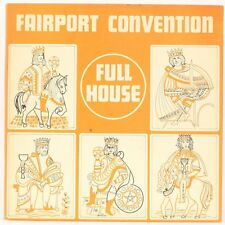 Full House  Fairport Convention Vinyl Record