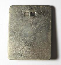 Deco Silver Tone Pin Brooch Rare Antique Vintage Whitehead & Hoag Co. Art