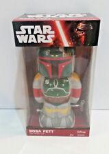 Star Wars The Force Awaken - BOBA FETT Wind-Up Toy NEW