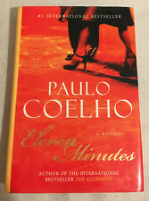Eleven Minutes by Paulo Coelho (2004, Hardcover, Very Good+)