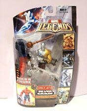 HASBRO MARVEL LEGENDS RED HULK B.A.F SERIES TARGET EXCLUSIVE SILVER SAVAGE