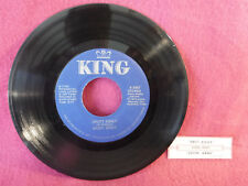 Doby Gray, Drift Away / Lovin' Arms, King Records K 2007, Soul, MISPRINT- Dobie