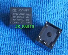 5pcs ORIGINAL 24V JQC-3FF-024-1ZS JQC-3FF-24VDC-1ZS Relay