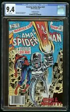 AMAZING SPIDER-MAN (1983) #237 CGC 9.4 CANADIAN PRICE VARIANT CPV WHITE PAGES