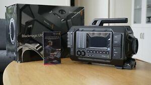 Blackmagic Design URSA 4K v1 Digital Cinema Camera EF Mount - Unused Condition