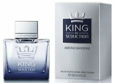 King of Seduction by Antonio Banderas 3.4 oz 3.3 for Men edt New In Box