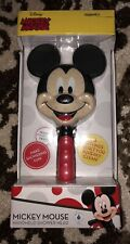 Oxygenics Disney Mickey Mouse Shower Head Model: 79148 Handheld Red Black