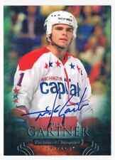 2011-12 PARKHURST CHAMPIONS AUTOGRAPH MIKE GARTNER (B) AUTO WASHINGTON CAPITALS