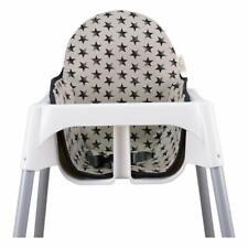Janabebé Cushion for high Chair IKEA Antilop (Dark Sky)