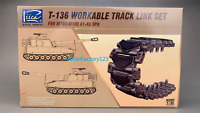 Riich Models RE30002 1/35 T-136 Workable Tracklink set for M108/109 A1-A5 SPH