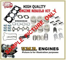 Nissan Patrol GU - Y61 4.8 Lt TB48DE  - ENGINE REBUILD KIT WITH TIMING CHAIN KIT