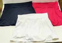 Bloq-UV Womens Golf Tennis Skort Shorts Skirt SZ S LOTE 3
