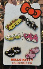New - Universal Studios - Hello Kitty - Slippers Trading Pin