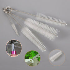 4Pcs Bottle Cleaning Brush Set Nylon Test Tube Straw Washing Cleaner Bristle Kit