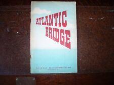 Atlantic Bridge  The Official Account Of The RAF Transport  WW2 Ocean Ferry